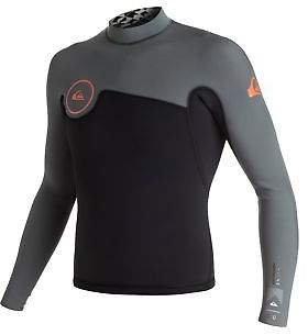 Quiksilver NEW QUIKSILVERTM Mens Highline Performance 2MM GBS Long Sleeve Wetsuit Jacket 20