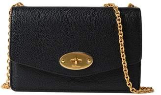Mulberry Chain Twist-lock Shoulder Bag