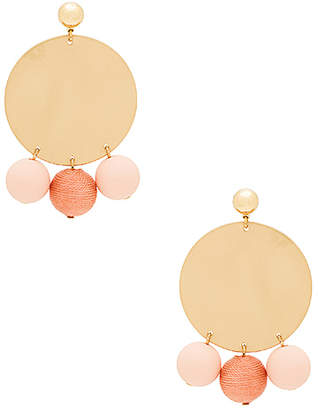 Rebecca Minkoff Disco Ball Statement Earring