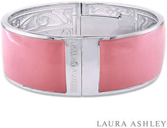 Laura Ashley FINE JEWELRY Laura Asley Sterling Silver Bangle Bracelet