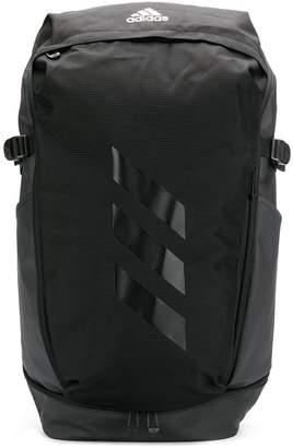 adidas textured logo backpack