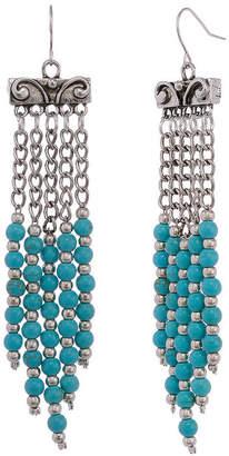 Erica Lyons 11.25 El Turq Drop Earrings