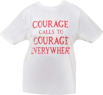 Plinth Courage Calls T-Shirt Gillian Wearing