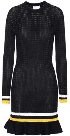 3.1 Phillip Lim 3.1 Phillip Lim Knitted Cotton Dress