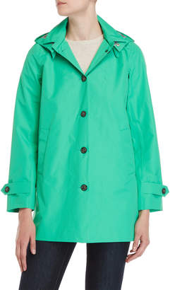 Save The Duck The Tech Hooded Raincoat