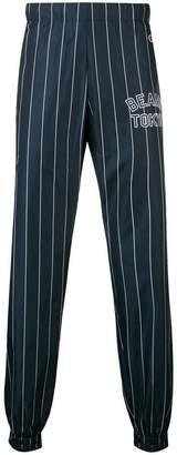 Champion pinstripe baseball trousers