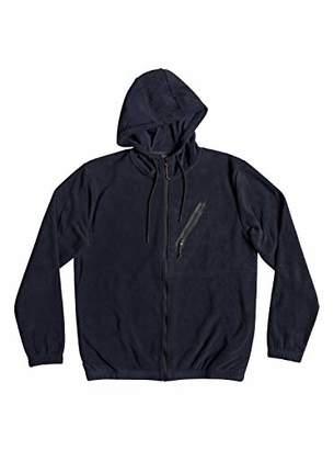 Quiksilver Waterman Men's Deep Sea Hoodie Fleece Sweatshirt