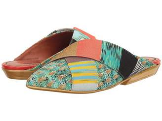 Missoni Pointed Patchwork Mule Women's Shoes