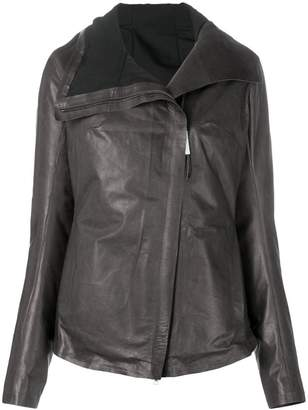 Isaac Sellam Experience zipped biker jacket