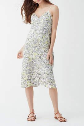 Splendid Watercolor Floral Dress