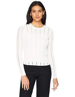 Bailey 44 Women's Siberean Pointelle Rib Sweater