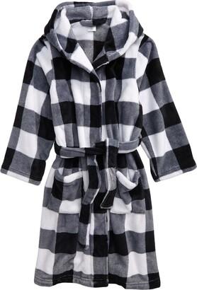 Tucker + Tate Hooded Plush Robe