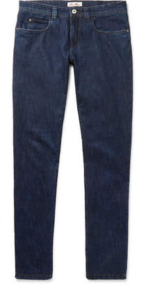 Loro Piana Skinny-Fit Stretch-Denim Jeans