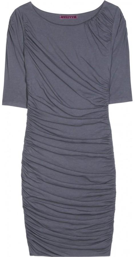 Velvet JACY JERSEY MINI DRESS