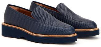 Aquatalia Kelsey Waterproof Leather Loafer