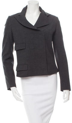 Jean Paul Gaultier Wool Double-Breasted Jacket $130 thestylecure.com