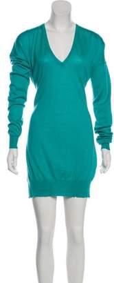Stella McCartney Wool & Silk Knit Dress
