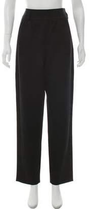 Edun High-Rise Straight-Leg Pants