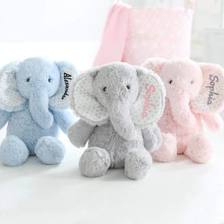 My 1st Years Personalised Elephant Soft Toy