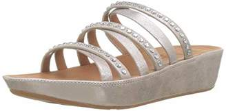 bb814096fca2 FitFlop Gold Sandals For Women - ShopStyle UK