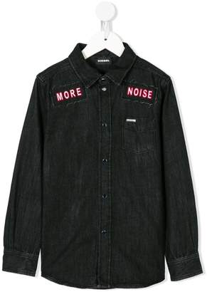 Diesel More Noise shirt