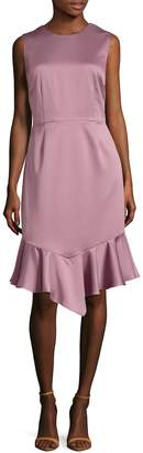 Ava & Aiden Women's Ruffle Peplum Dress