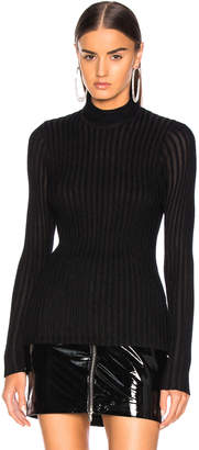 L'Agence Celeste Mock Turtle Neck