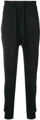 Ann Demeulemeester droped crotch track trousers