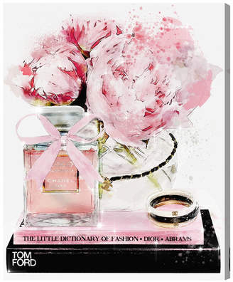 Oliver Gal Elegant Perfume And Morning Canvas Art By The Artist Co.