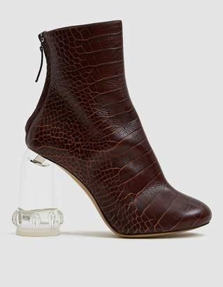 Ellery Revolution Croc Ankle Boot