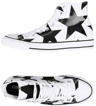Converse CT AS HI CANVAS PRINT High-tops & sneakers