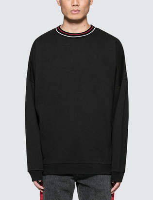 Monkey Time Mock Neck Sweatshirt