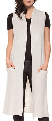 Dex Sleeveless Textured Vest