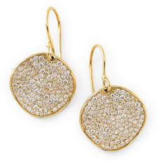 Ippolita 18k Glamazon Stardust Earrings with Diamonds