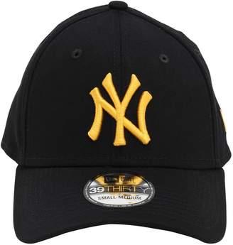 New Era NY YANKEES COTTON CANVAS BASEBALL HAT