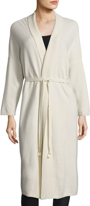 Tommy Bahama Serena Tassel Duster Cardigan, Sand $179 thestylecure.com