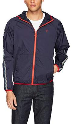 Original Penguin Men's Light Weight Packable Jacket