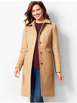 Talbots Italian Wool Coat