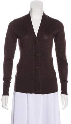 Tory Burch Wool Cardigan Sweater