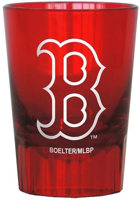 Boelter Boston Red Sox 4-Pack Shot Glass Set