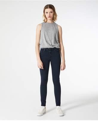 AG Jeans The Farrah Ankle - Sulfur Dark Cove