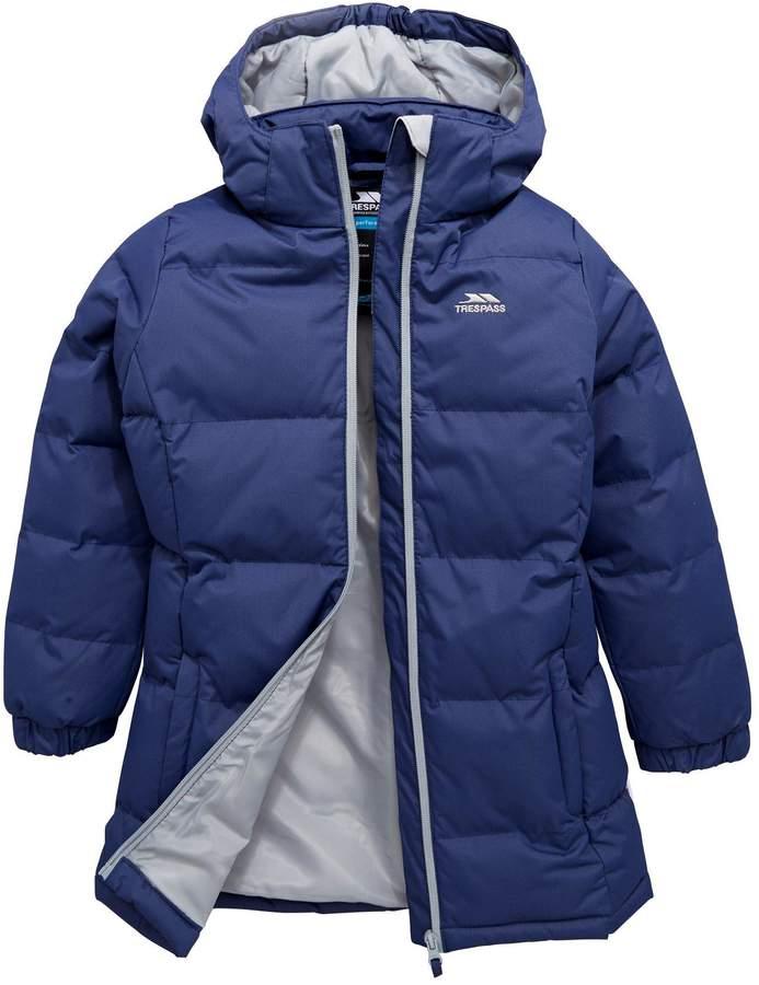 Tiffy Long Line Padded Jacket