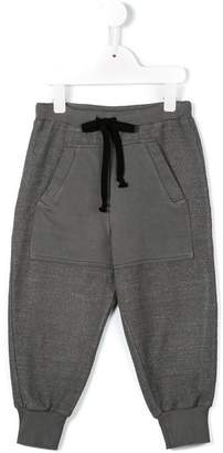 Lost And Found Kids drawstring tracksuit bottoms