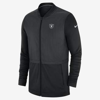 Nike Elite Hybrid (NFL Raiders) Men's Full-Zip Jacket