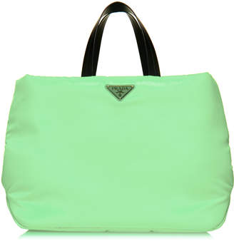 Prada Green Tote Bags on Sale - ShopStyle 20c91a6de1