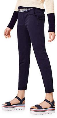 Esprit Medium-Rise Chino Pants