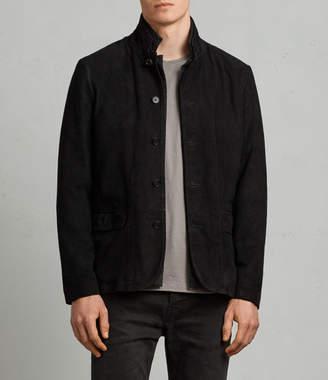 AllSaints Nolan Leather Blazer