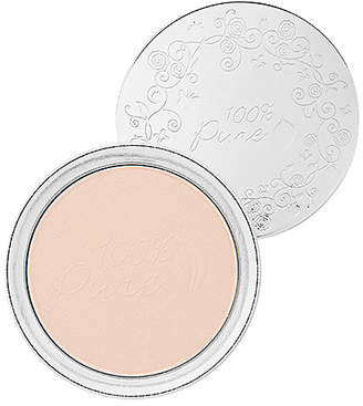 100% Pure Healthy Face Powder Foundation w/Sun Protection.