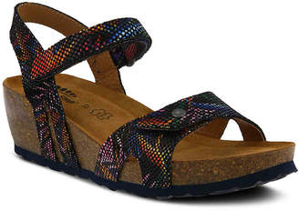 Spring Step Charanga Wedge Sandal - Women's