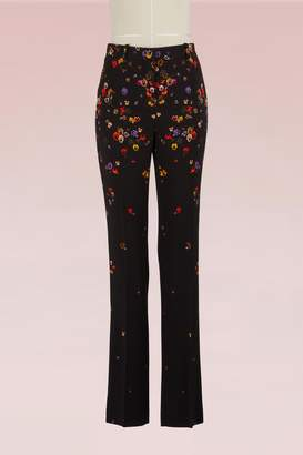 Givenchy Printed Pants
